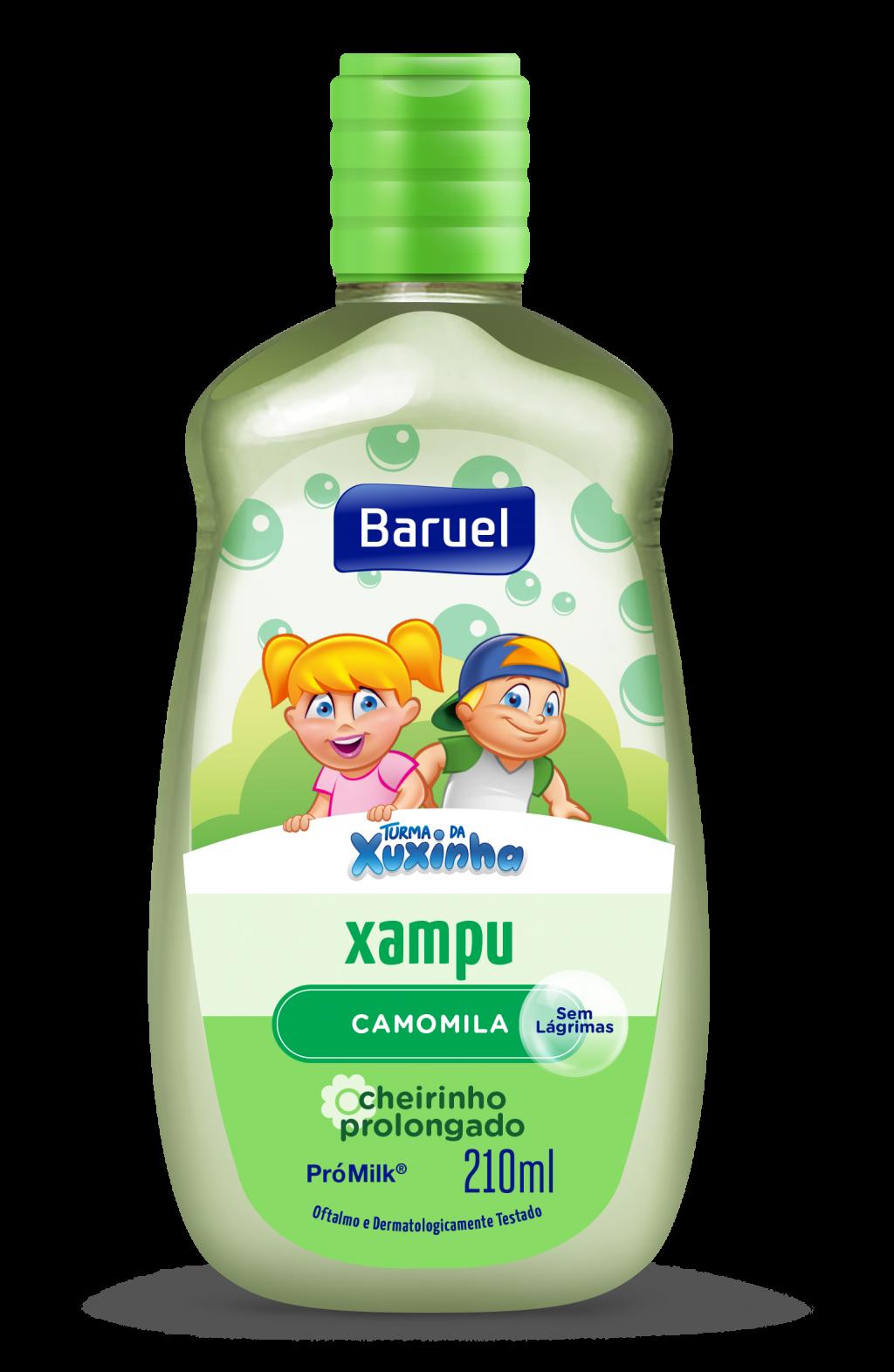 XAMPU CAMOMILA