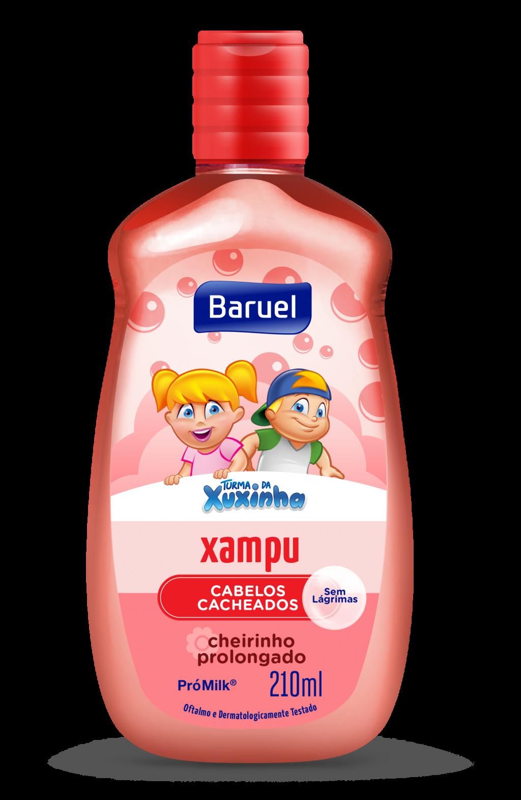 XAMPU CABELOS CACHEADOS