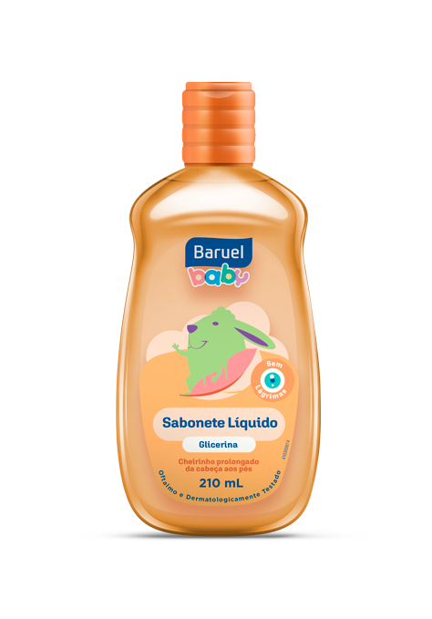 SABONETE LÍQUIDO GLICERINA 210ml